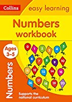 Numbers Workbook: Ages 3-5 (Collins Easy Learning Preschool)