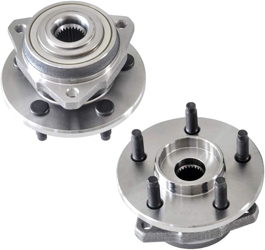 IRONTEK 513178x2 NEW売り切れる前に☆ 買収 Front Wheel Hub Bearing Assembly fits and Jeep