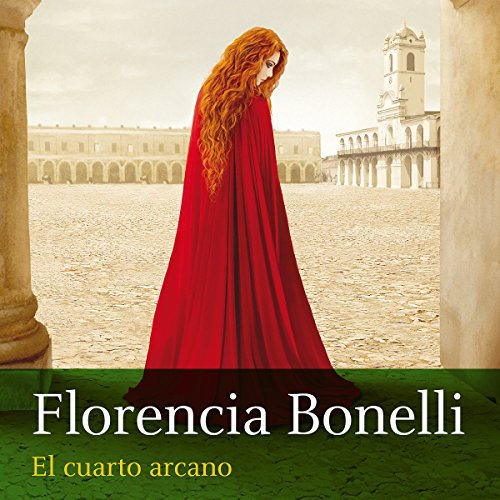 El cuarto arcano I [The Fourth Arcane] audiobook cover art