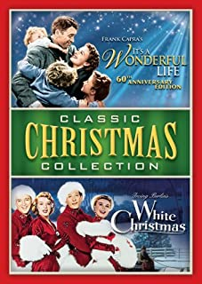 Classic Christmas Collection: (It's a Wonderful Life / White Christmas)