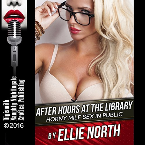 After Hours at the Library audiobook cover art