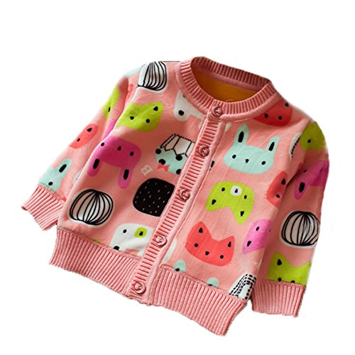 Baby Girls' Sweaters