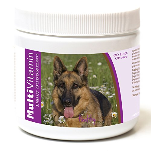 Healthy Breeds Dog Daily Multi-Vitamin Soft Chews