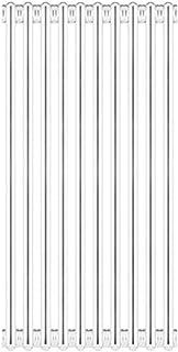 Ercos Radiador Acero Tubular 3 Columnas Desmontable MOD.660 Elementos 4