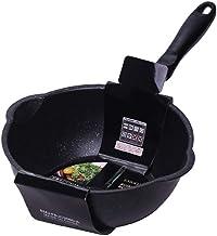 PPSM Frying Pan, Pan Small Frying Pan Non-stick Pan Non-stick Cooker Nougat Home Wok Deep Frying Pan Wok Induction Cooker ...