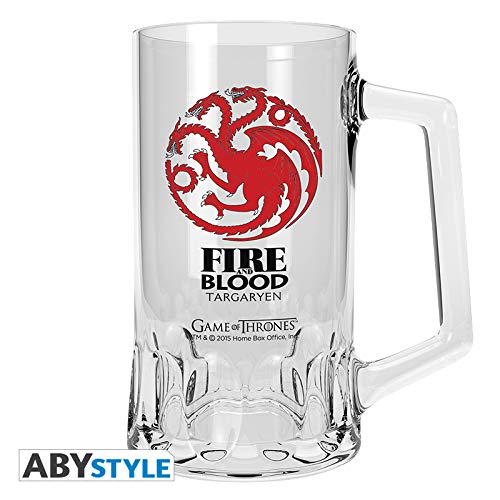 ABYstyle - GAME OF THRONES - Bierkrug – Targaryen