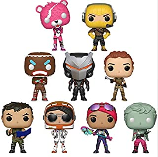 Funko pop fortnite figures (9 figures)