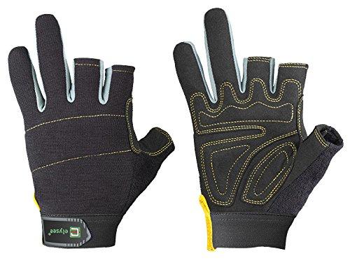 elysee mechanischen Zimmermanns Handschuhe–Größe 10
