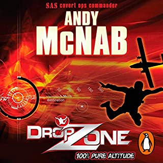 DropZone                   By:                                                                                                                                 Andy McNab                               Narrated by:                                                                                                                                 Nigel Pilkington                      Length: 7 hrs and 3 mins     Not rated yet     Overall 0.0