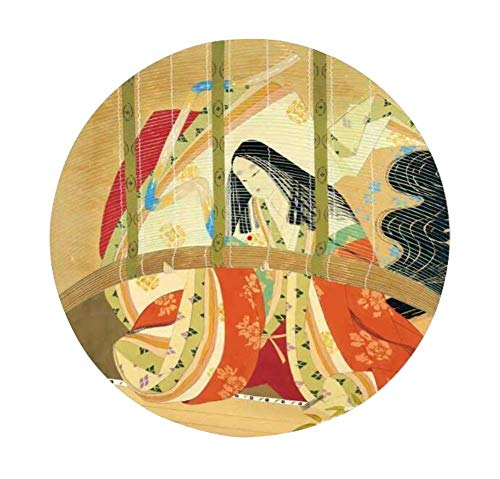 Black Temptation Japanisches Zeichen gedruckt Seidentuch Regenschirm Restaurant Sonnenschirm, C02