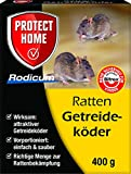 Rodicum Ratten Getreideköder 400 gr. - Best Reviews Guide