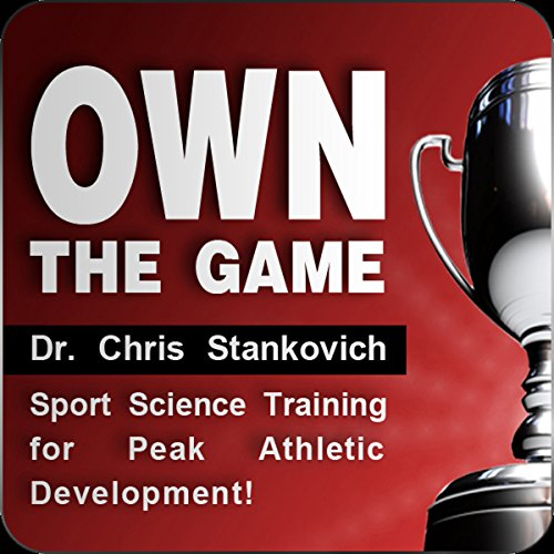 Own the Game audiobook cover art