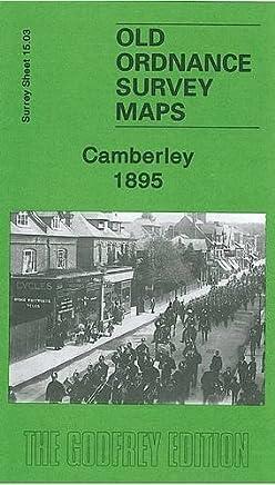 Camberley 1895: Surrey Sheet 15.03