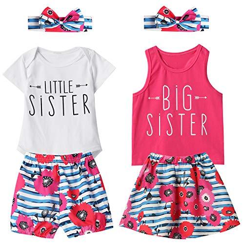 (Kupon Diskon 40%) Pakaian Serasi Kakak Perempuan (Dijual Terpisah) $ 8.39