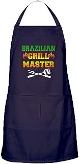 CafePress-Brazilian Grill Master-Baking Apron
