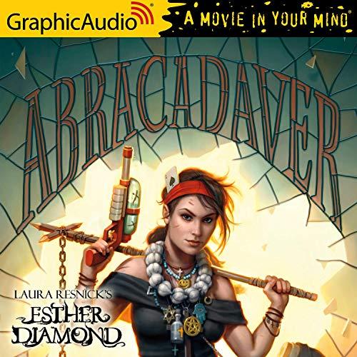 Abracadaver  By  cover art