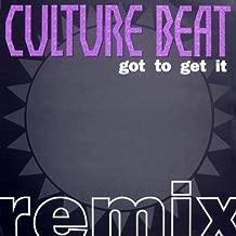 Culture Beat - Got To Get It (Remix) - Dance Pool - 659618 9, Dance Pool - DAN 659618 9