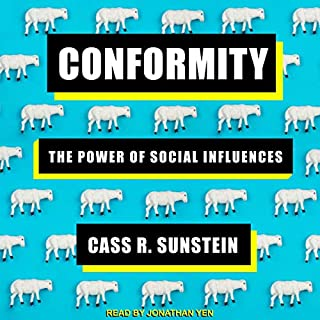 Conformity audiobook cover art