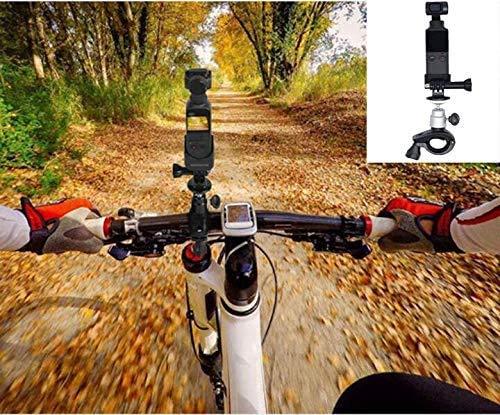 Taoric Accesorio de Clip de fijación de Bicicleta para FIMI Palm Cámara