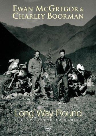 Long Way Round-Mcgregor/Boorm [Reino Unido] [DVD]
