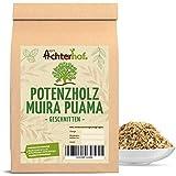 Potenzholz Muira Puama Tee geschnitten (250g) Potenz-Holz vom-Achterhof