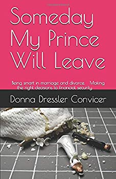 Paperback Someday My Prince Will Leave [Large Print] Book