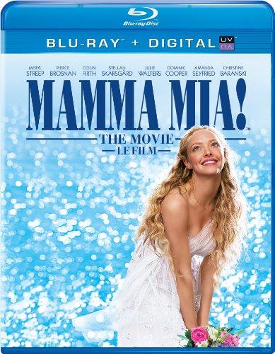 Mamma Mia: The Movie (Blu-ray)