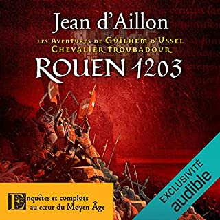 Couverture de Rouen, 1203
