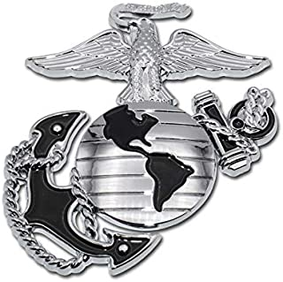 Best military chrome auto emblems Reviews