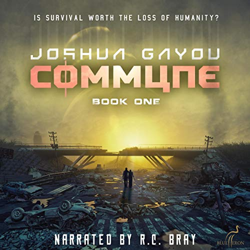 Commune audiobook cover art