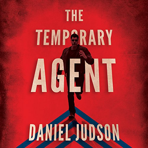 The Temporary Agent audiobook cover art