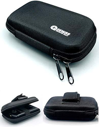 Tasche Hardcase für OmniPod, PDM Gürteltasche Blutzuckermessgerät, Diabetikertasche