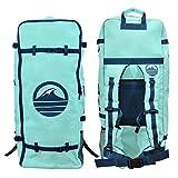 Peak Inflatable Paddle Board Back Pack (Aqua)