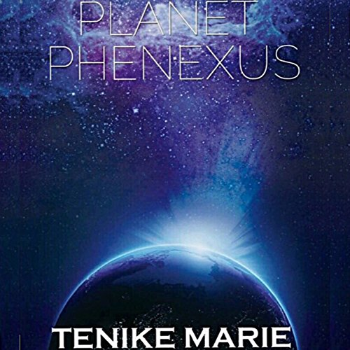Planet Phenexus audiobook cover art