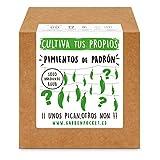 Garden Pocket - Kit Cultivo Pimientos de Padrón