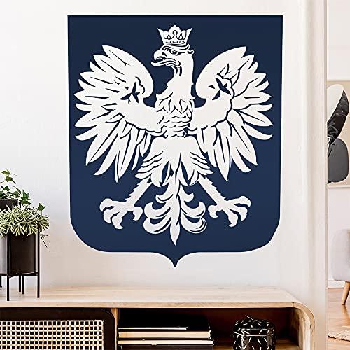 Polska herb tatuaż ścienny naklejka na ścianę naklejka ścienna naklejka