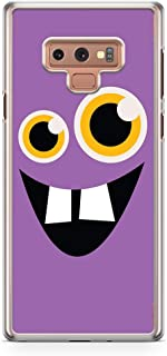 Loud Universe Monsters Samsung Note 9 Case Children Movie Monters Inc Samsung Note 9 Cover with Transparent Edges