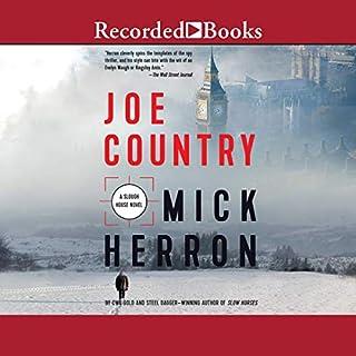 Page de couverture de Joe Country