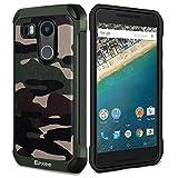 Epxee Coque pour LG Nexus 5X, Silicone Anti Choc Protection Etui Housse pour LG Nexus...