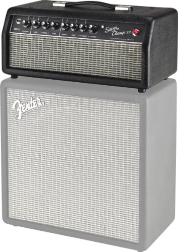 Fender Super Champ X2 15-Watt Guitar Amp Head