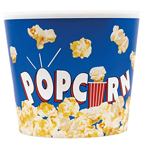 com-four® 4X Cubo de Palomitas para el Cine en casa