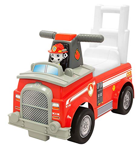 Paw Patrol Ride-On Fire Engine