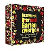 Kylskapspoesi 46001 - Bratwurst, Bier und Gartenzwerge