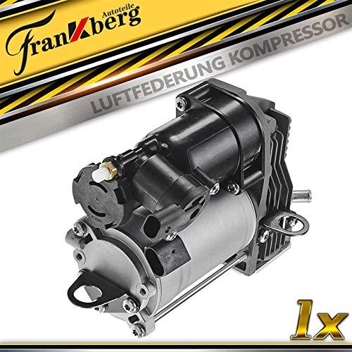 Frankberg Luftfederung Kompressor Luftfahrwerk 4-Corner für R280 R300 R320 R350 R500 R63 AMG 2006-heute 2513202104