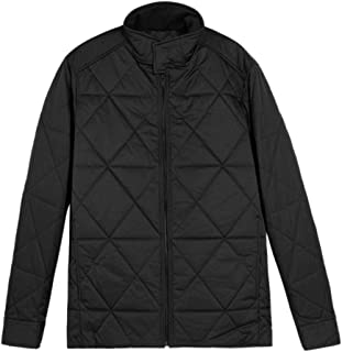 Theory Men's Berli O Quilted Jacket, Pewter