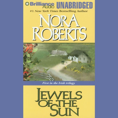Jewels of the Sun audiobook cover art