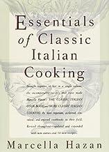 Essentials of Classic Italian Cooking: A Cookbook PDF