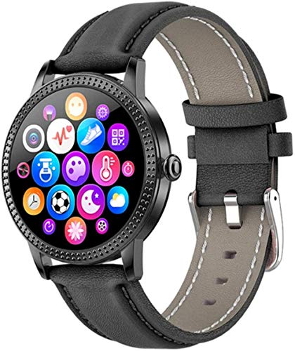 Reloj inteligente 2021 Smartwatch Hombres s Y Mujeres s Impermeable Deportes Fitness Pulsera para Android C