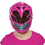 Disguise Pink Power Ranger Movie Mask, One Size