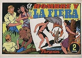Tarzan: El hombre y la fiera
